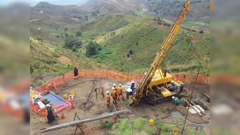 Mountainside Drilling